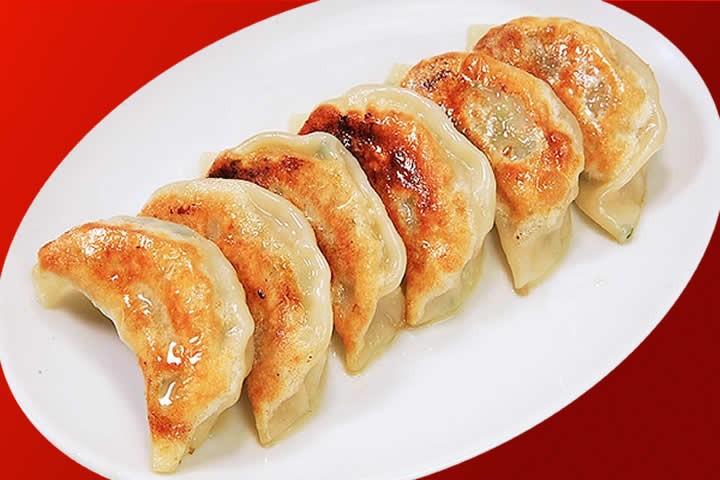 焼き餃子(6ヶ)
